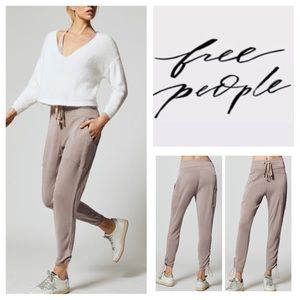 Free People FP Movement Ready Go Jogger Pants. NWT